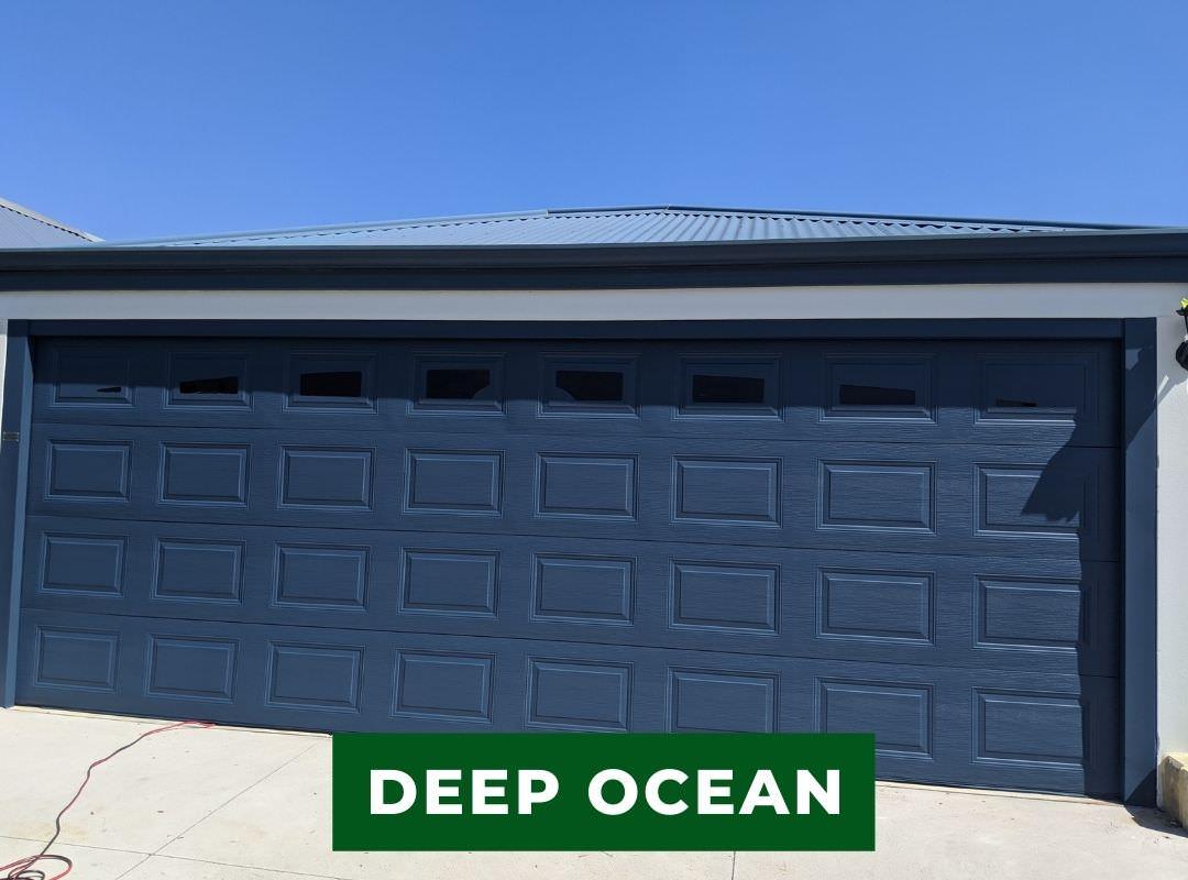 garage door painting Perth