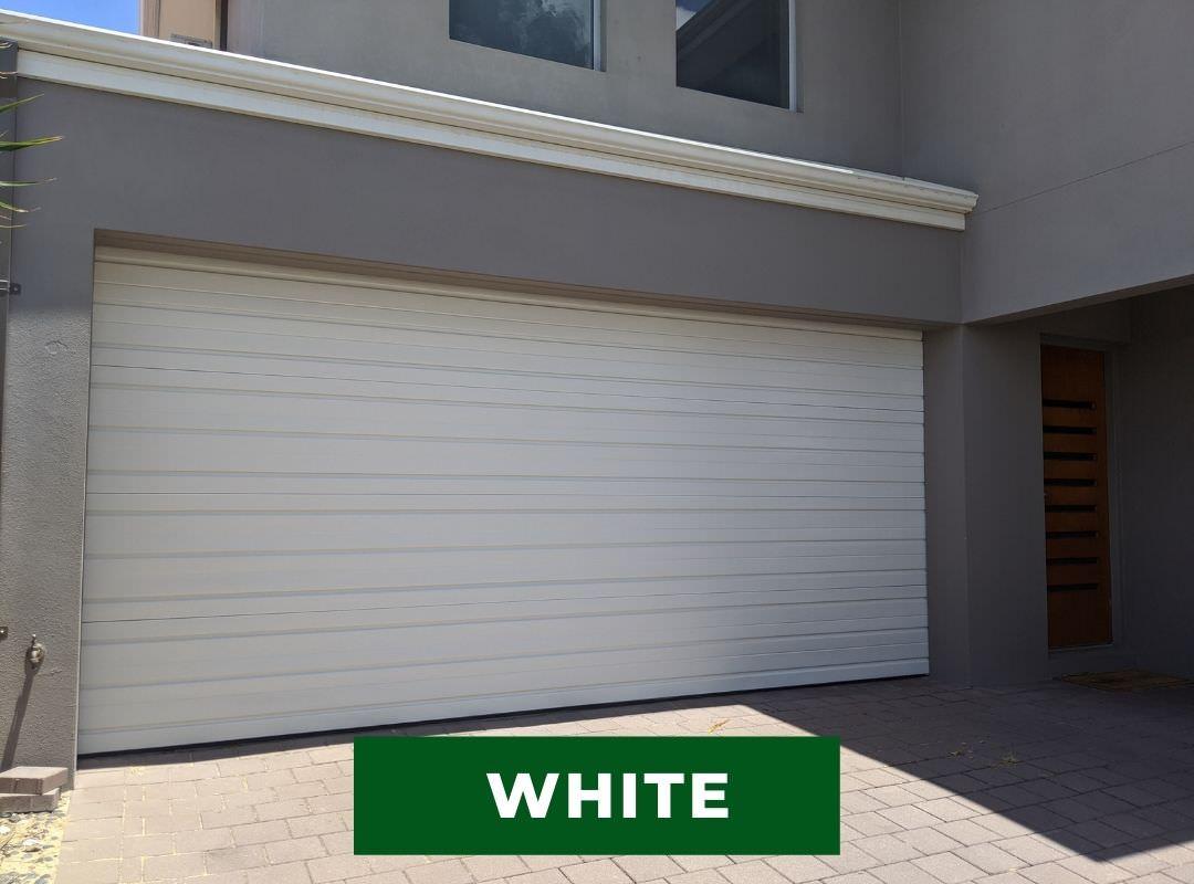garage door spraying Perth