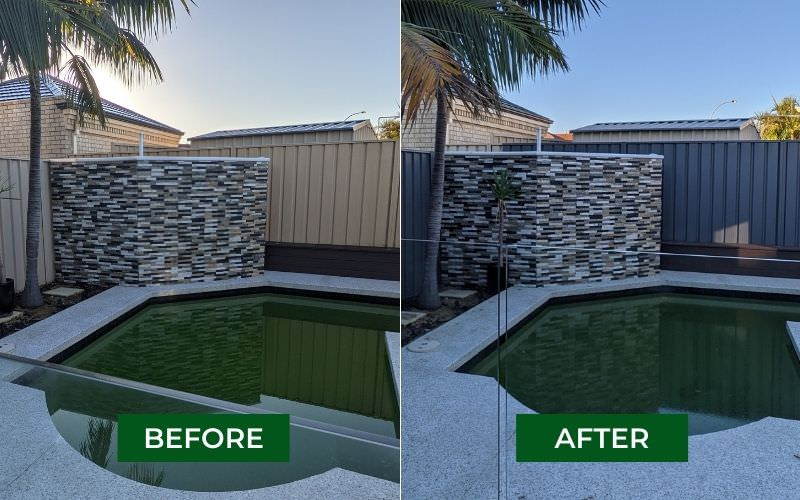 fence painting perth